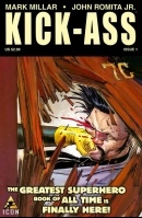 Kick-Ass US-Heft #1