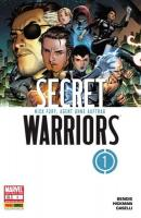 Secret Warriors 1