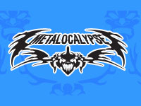 Metalocalypse bei swim adult (TNT Serie)
