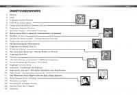 Inhaltsverzeichnis Comicgate-Magazin 5