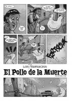Michael Vogt: Los 7 Mariachis: El Pollo de la Muerte