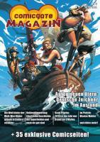 Vorläufiges Cover vom Comicgate-Magazin 5