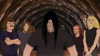 Szene aus Metalocalypse © 2010 Cartoon Network