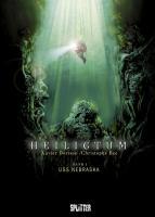 Cover von Heiligtum 1