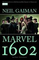 Cover von Marvel 1602