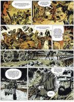 Seite aus Der Planwagen des Thespis 2