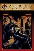 Variantcover von Zorro vs. Dracula