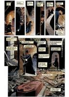 Seite aus Zorro vs. Dracula