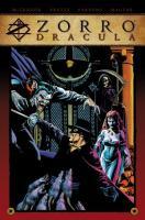 Reguläres Cover von Zorro vs. Dracula