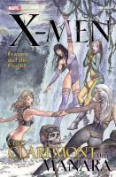 Cover von X-Men – Frauen auf der Flucht