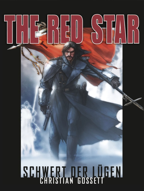 Cover von The Red Star 4