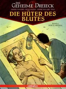 Cover von Hüter des Blutes 2 (Serie Das geheime Dreieck)