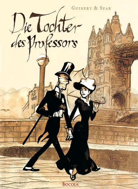 Cover von Die Tochter des Professors