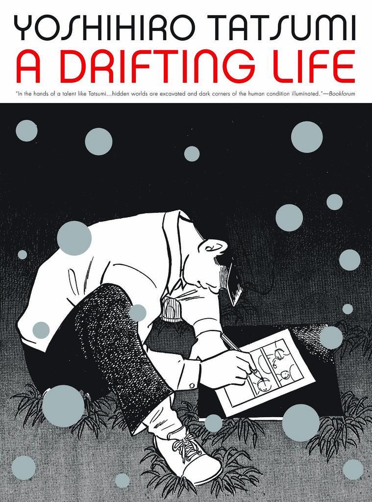 Cover von Yoshihiro Tatsumis A Drifting Life