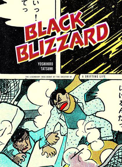 Cover von Tatsumis Black Blizzard