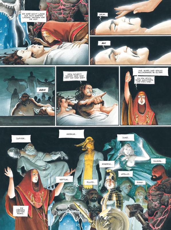 Seite aus Band 5