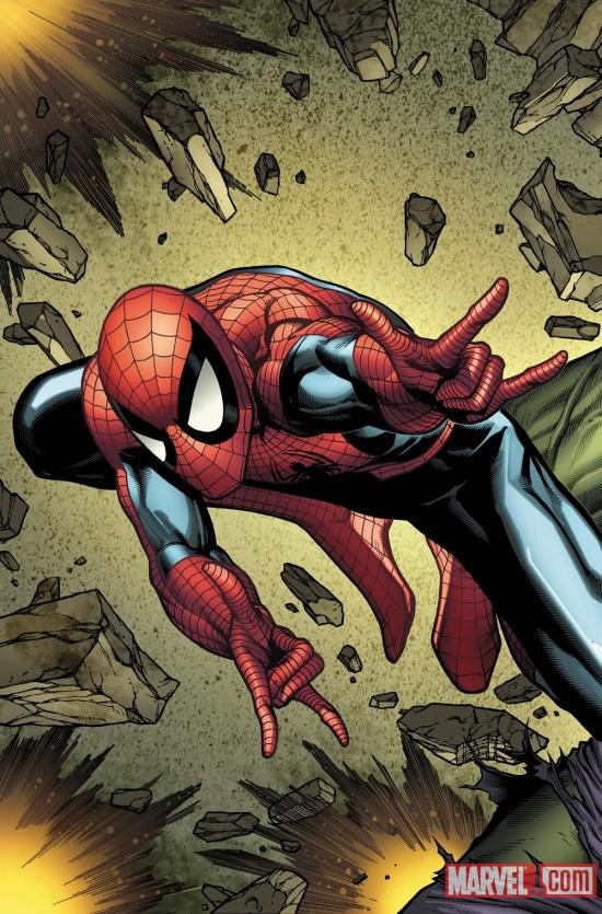 Amazing Spider-Man Annual #38, Auftaktheft von