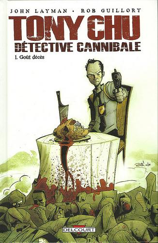 Cover der französischen Ausgabe