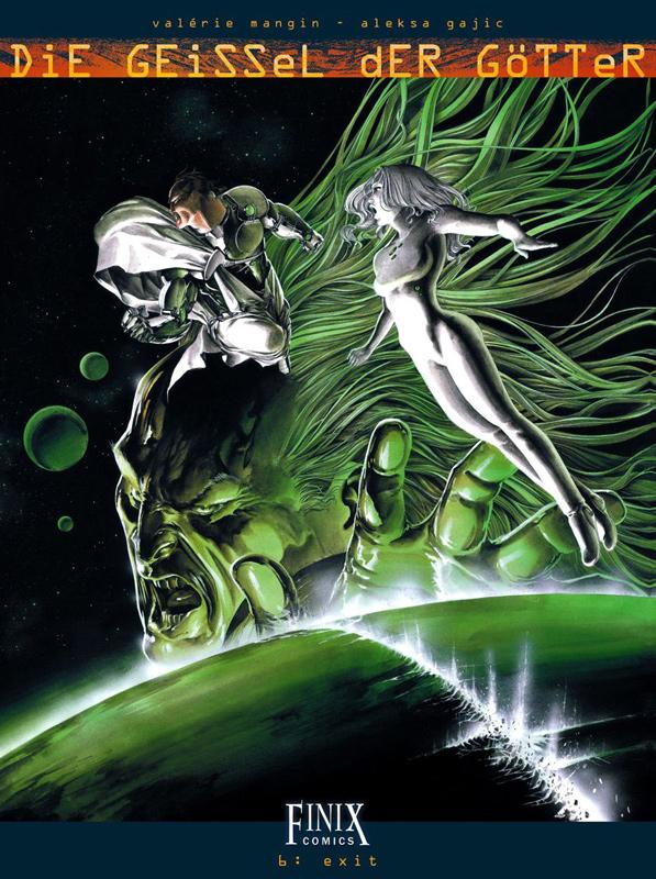 Cover von Band 6