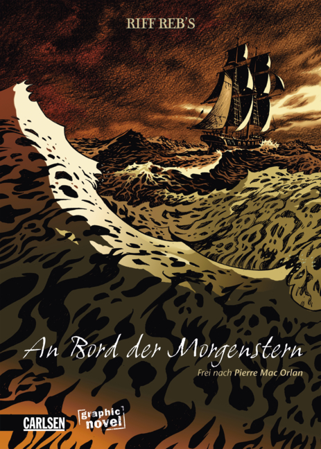 Cover An Bord der Morgenstern