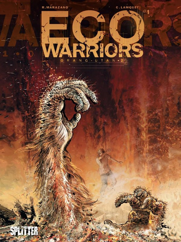 Cover Eco Warriors 2