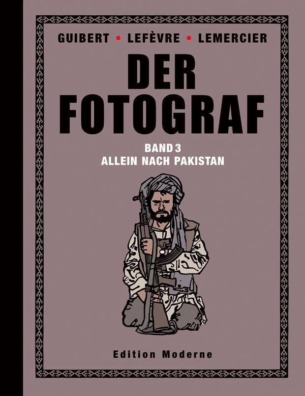 Cover Fotograf 3: Allein nach Pakistan