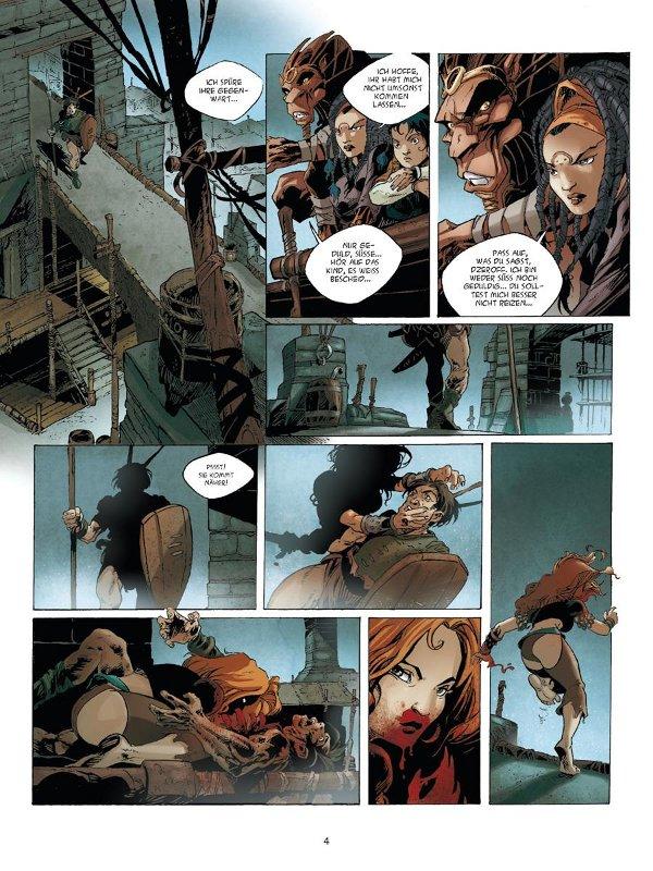 Seite aus Band 3