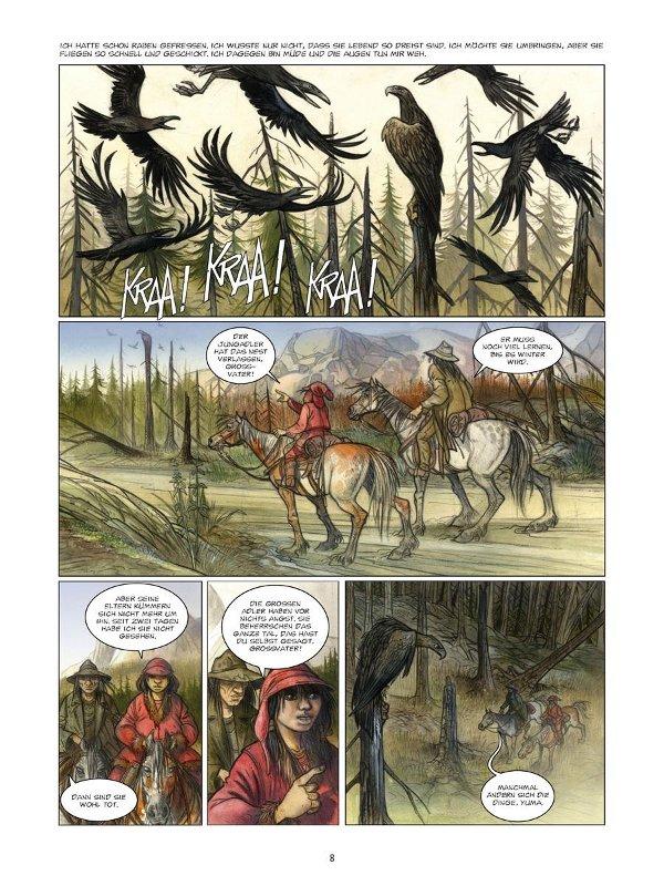 Seite aus Kraa 1