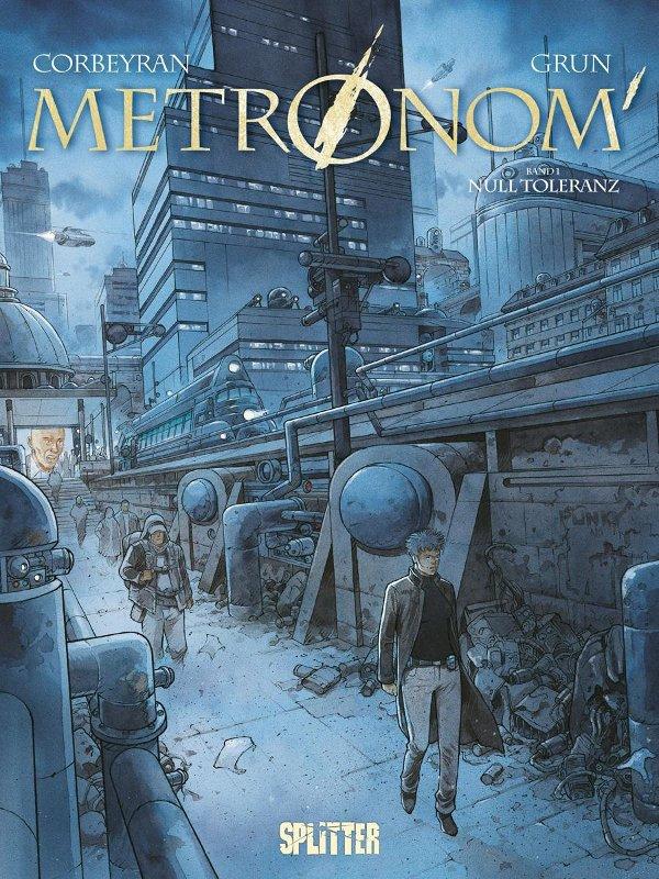Cover Metronom 1