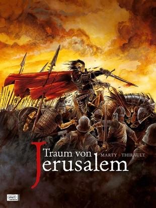 Traum von Jerusalem – Cover
