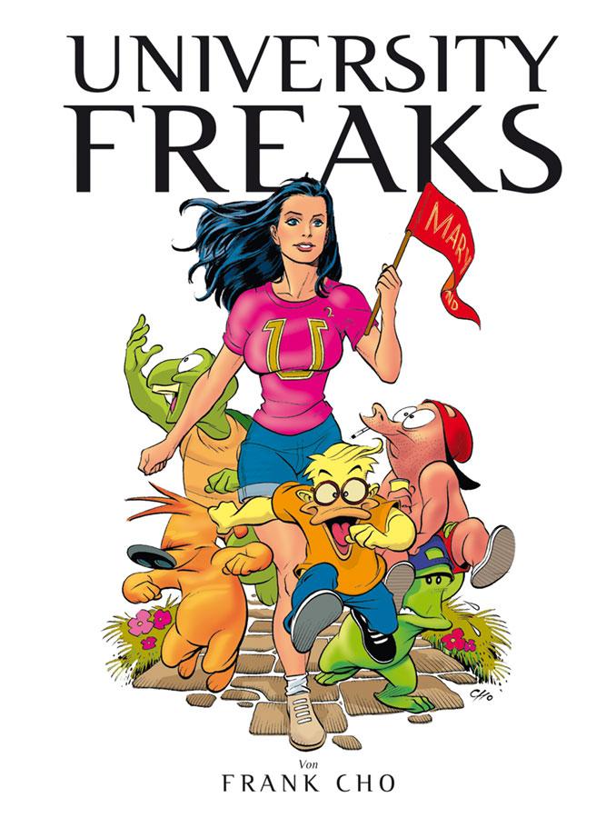 University Freaks