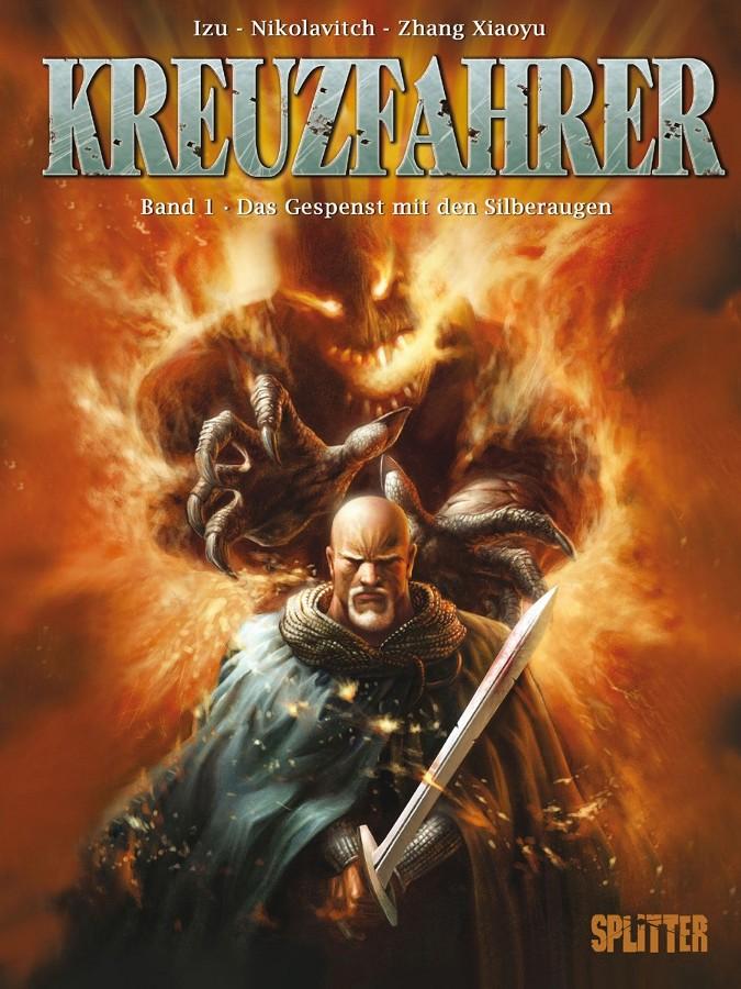 Cover Kreuzfahrer 1