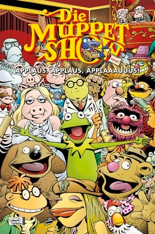 Cover Die Muppet Show 1
