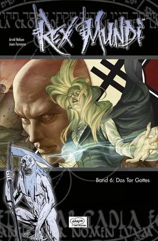 Cover Rex Mundi 6