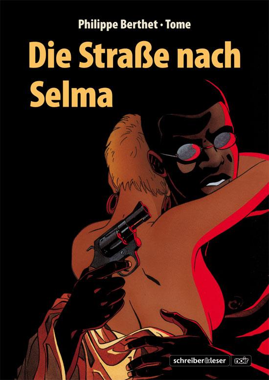 Cover Die Straße nach Selma