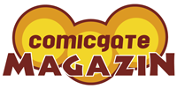 Logo Comicgate-Magazin