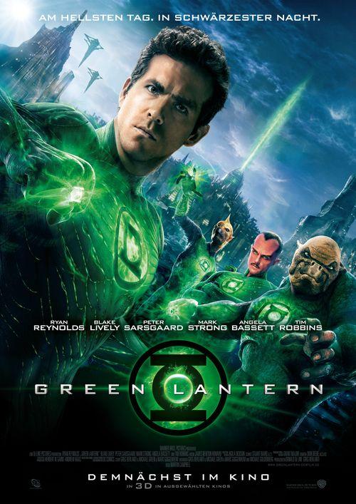 GREEN LANTERN Filmplakat