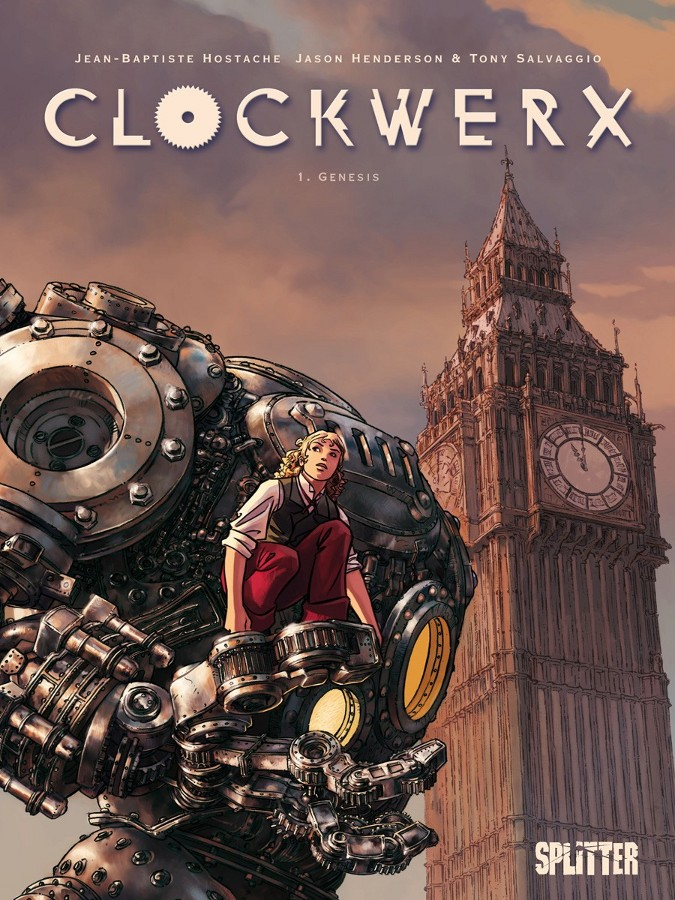 Cover Clockwerx 1