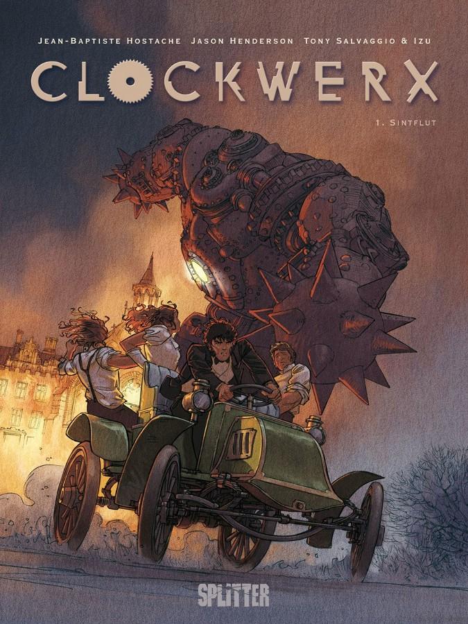 Cover Clockwerx 2
