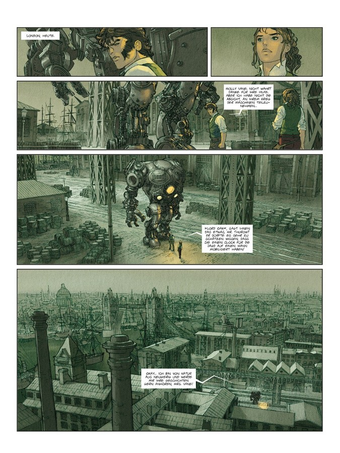 Seite aus Clockwerx 2