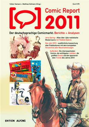 Cover Comic Report 2011