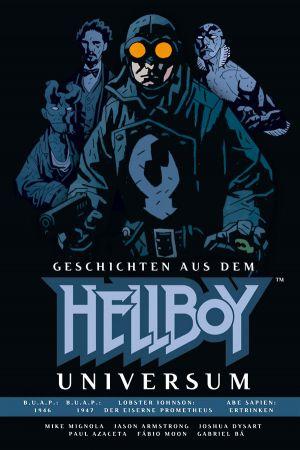 Geschichten aus dem Hellboy-Universum