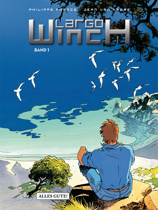 Cover Largo Winch Sammelband 1