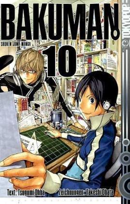 Cover von Bakuman 10