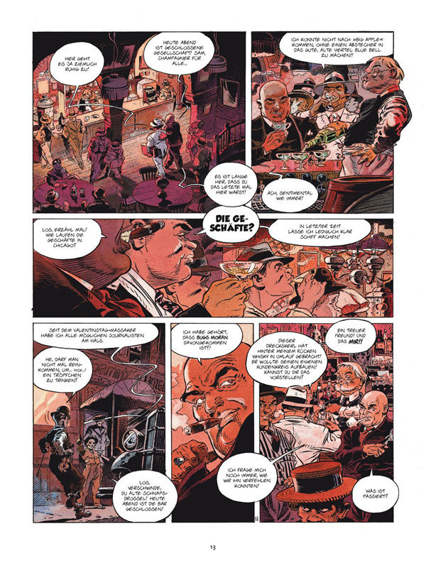 Seite aus Blackjack 1