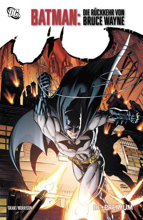 Die Rückkehr von Bruce Wayne