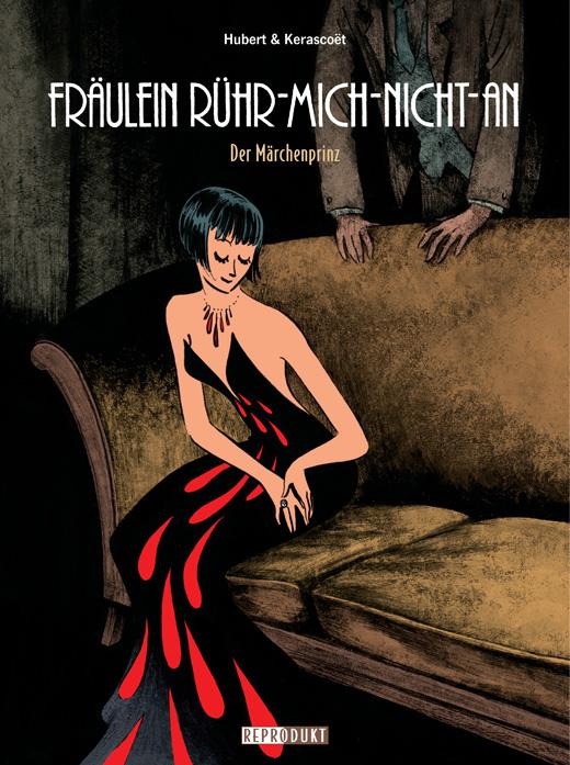 Cover von Fräulein Rühr-mich-nicht-an 3