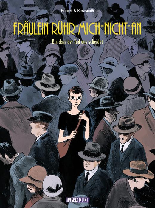 Cover von Fräulein Rühr-mich-nicht-an 4