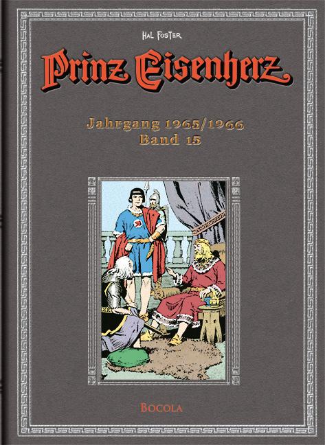 Cover Prinz Eisenherz 15