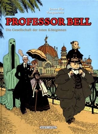Cover Professor Bell 4